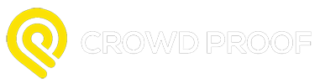 Crowd Proof logo